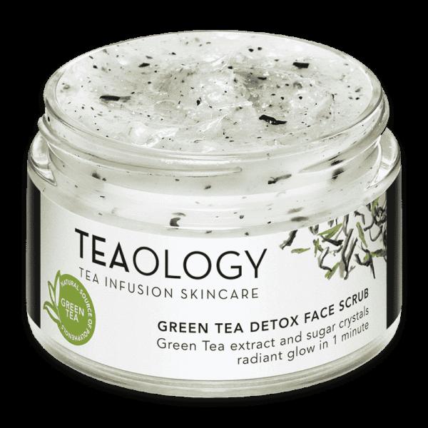 Green Tea Detox Face Scrub