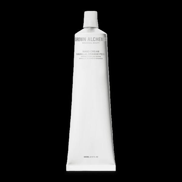 White Hand Cream Vanilla, Orange Peel 65ml