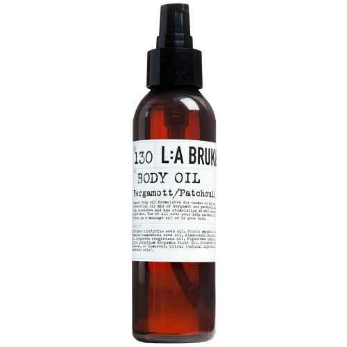 No. 130 Body Oil Bergamot/Patchouli