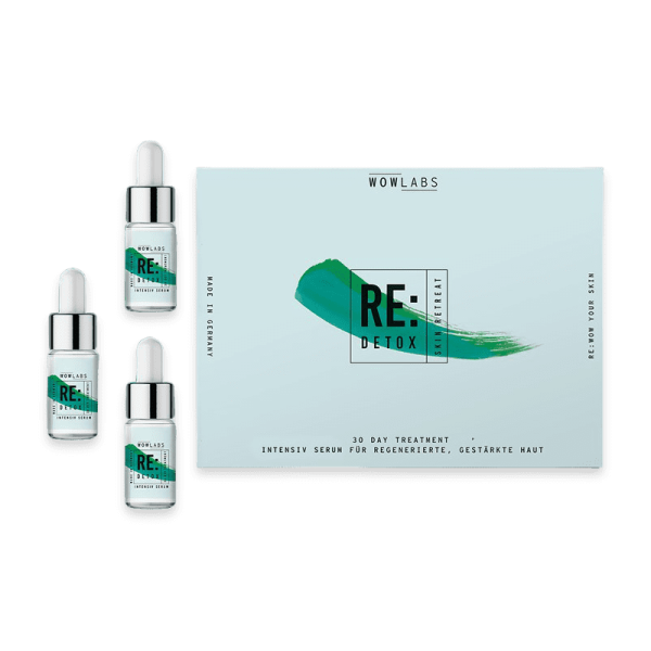 Skin Retreat RE:DETOX 3 x 8ml