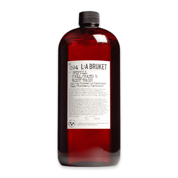 No. 094 Hand & Bodywash Sage/Rosemary/Lavender Refill