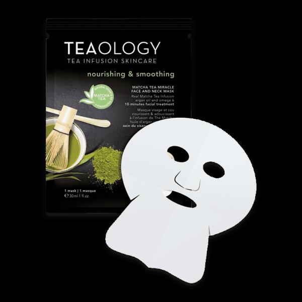 Matcha Tea Miracle Face and Neck Mask