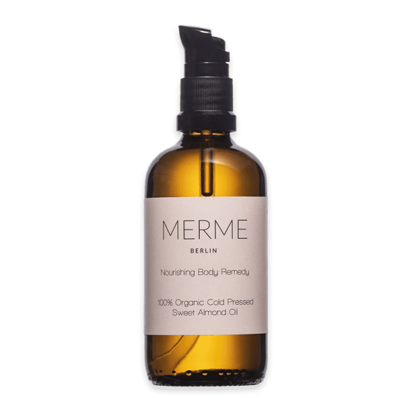 NOURISHING BODY REMEDY - 100% Organic Sweet Almond Oil