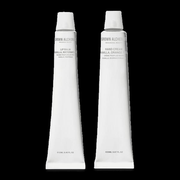 White Lip + Hand Kit