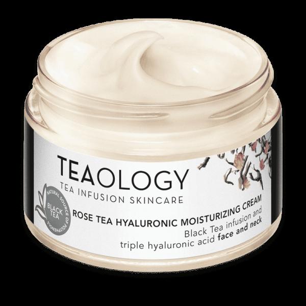 Rose Tea Hyaluronic Moisturizing Cream