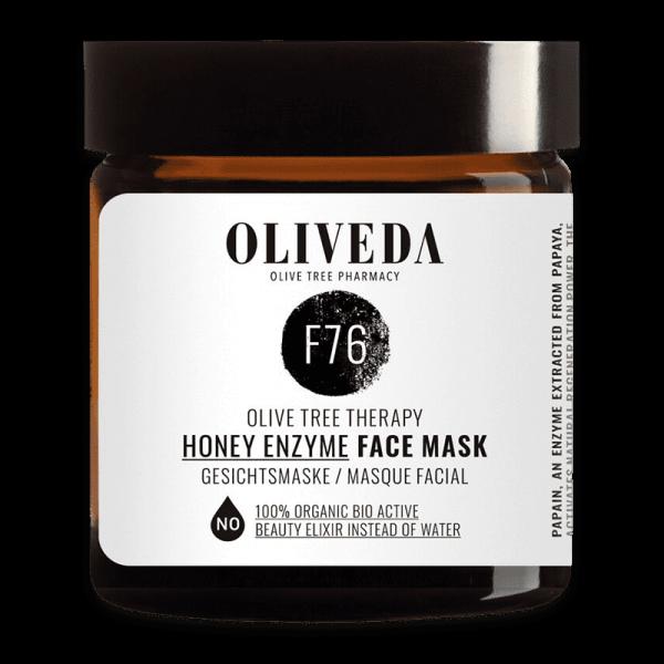 F76 Honey Enzyme Mask