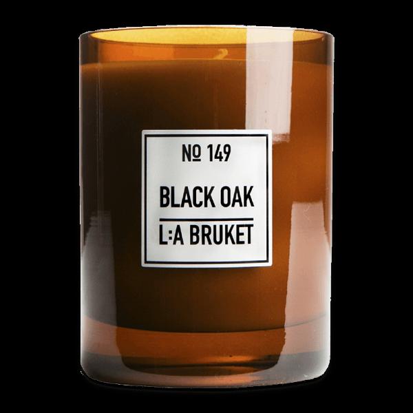 No. 149 Scented Candle Black Oak