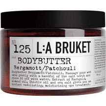 No. 125 Body Butter Bergamot/Patchouli