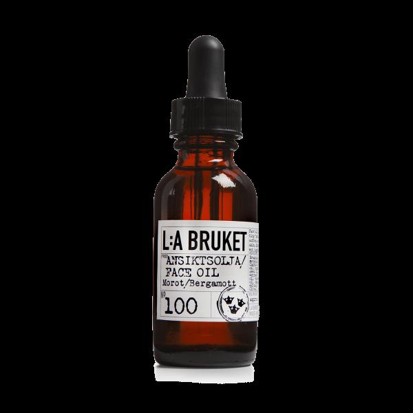 No. 100 Face Oil Carrot/Bergamot