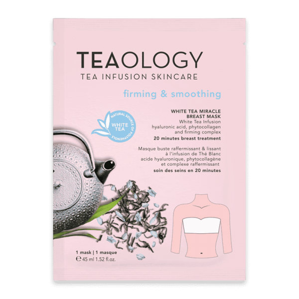 White Tea Miracle Breast Mask