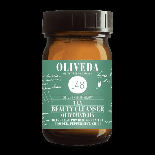 I48 Olivematcha Tea Beauty Cleanser
