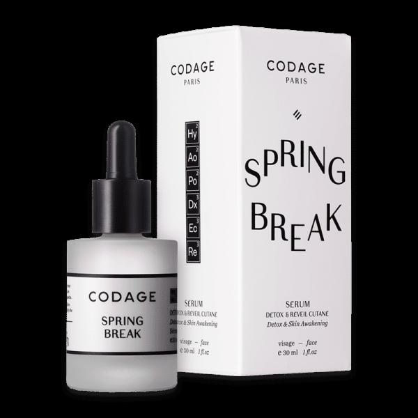 SPRING BREAK - Detox & Skin Awakening Serum