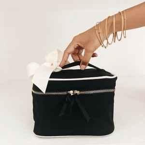 Beauty Box klein ohne Schrift, schwarz