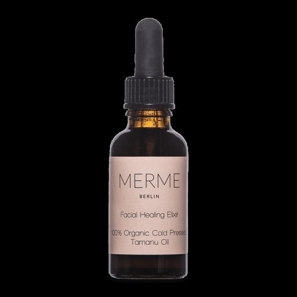 FACIAL HEALING ELIXIR - 100% Organic Tamanu Oil
