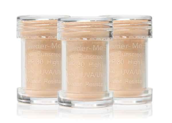Jane Iredale Powder-Me SPF Brush Refill 3er Pack