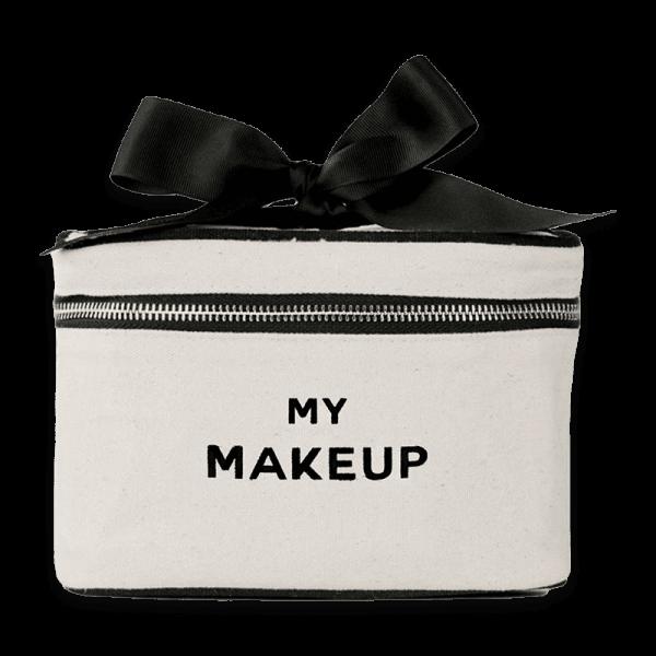 "Make-up Box, ""My Make-up"", natur"