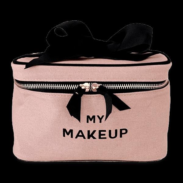 "Make-up Box, ""My Make-up"", pink"