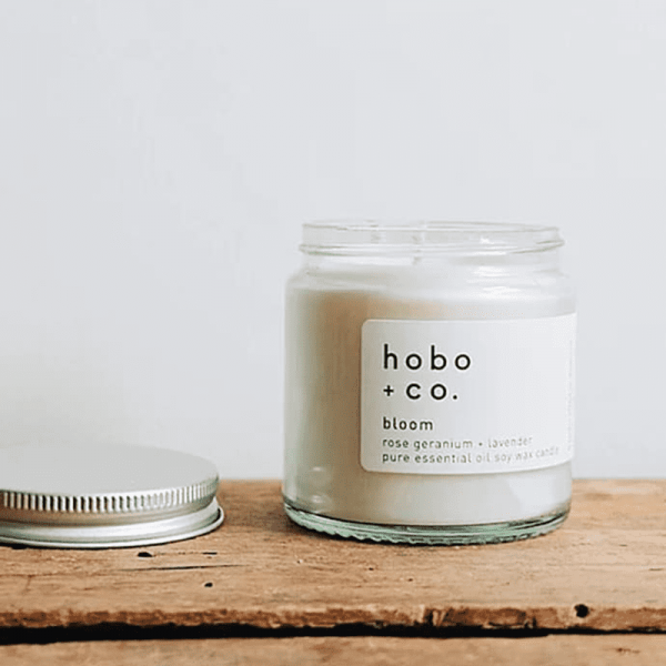 Bloom Essential Oil Candle 120ml