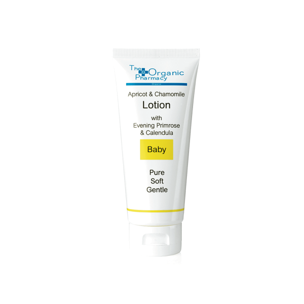 Apricot & Chamomile Body Lotion Baby