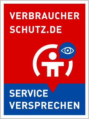 Verbraucherschutz-Logo